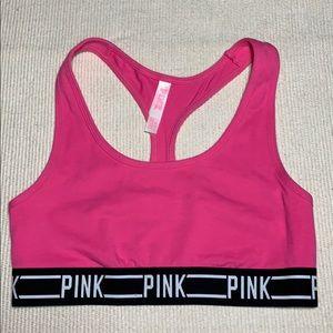 PINK Victoria's Secret Sports Crop Top